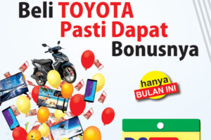 Special Promo Year End Surprise Dealer Toyota Solo